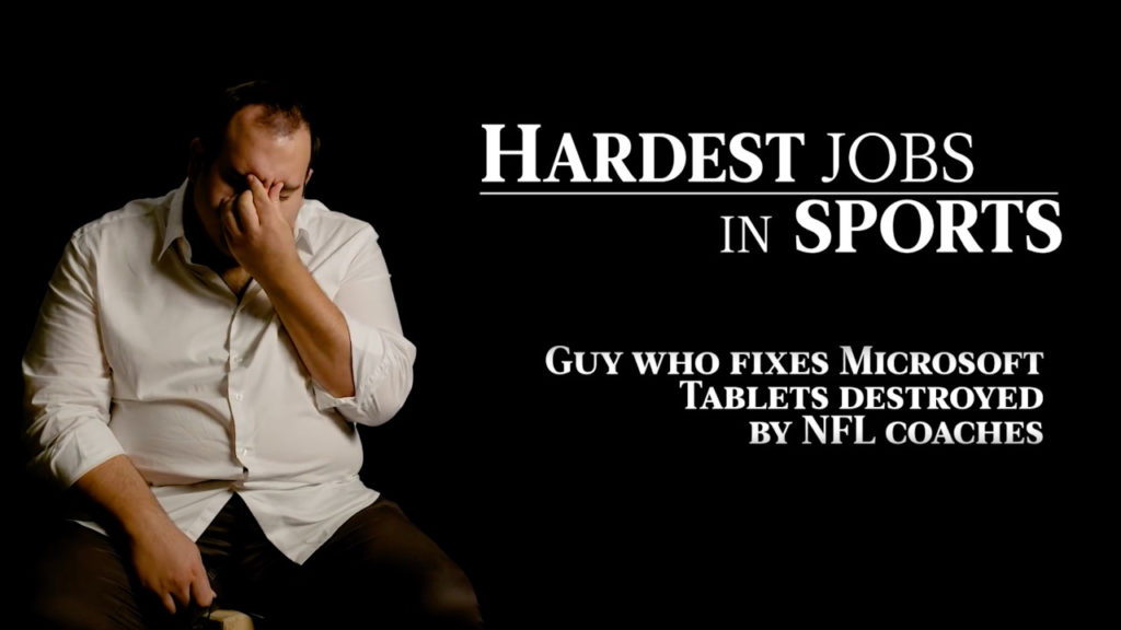 Hardest Job In Sports
